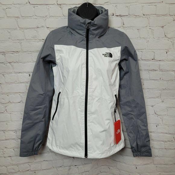 The North Face Resolve Plus Rain Coat Jacket